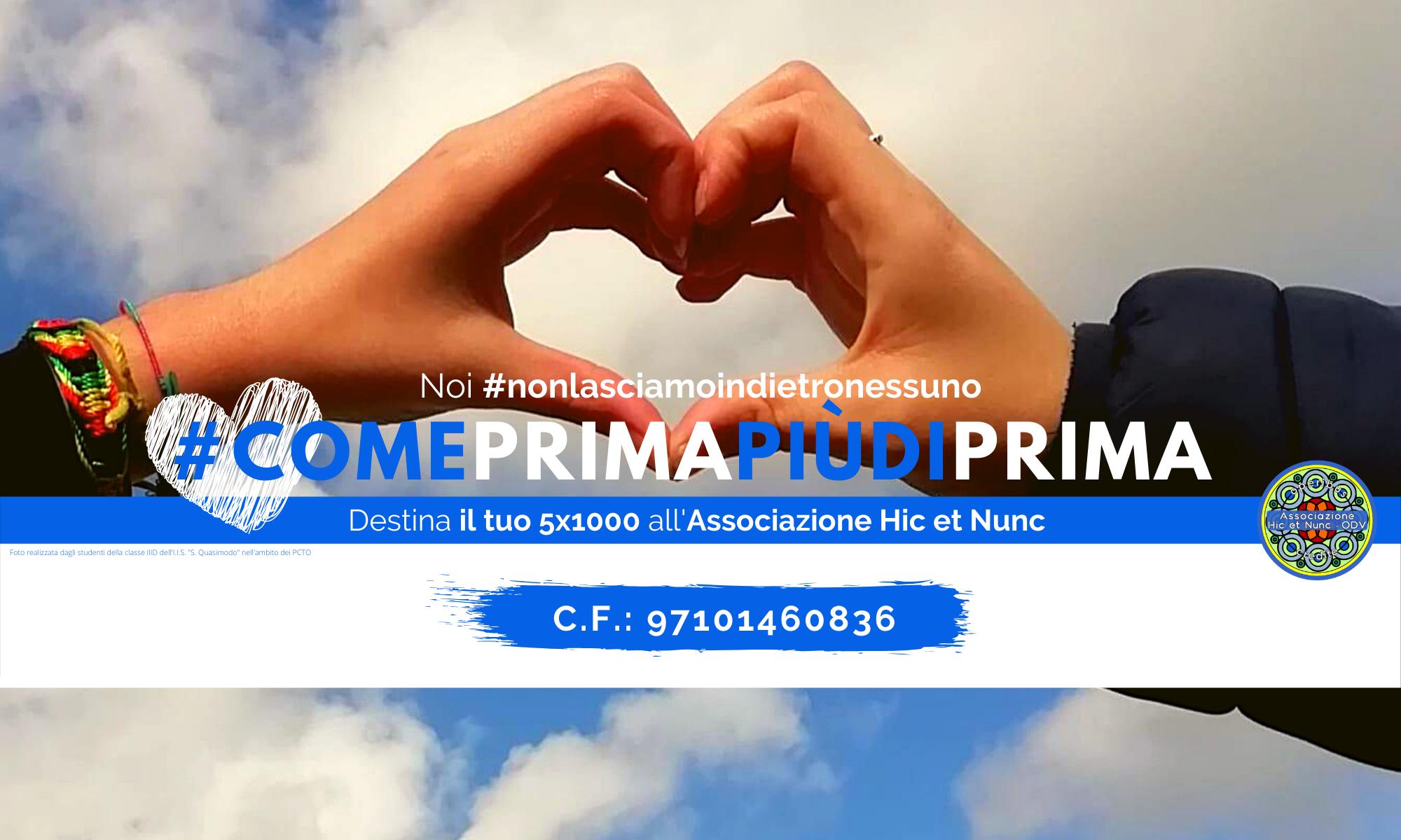 "Associazione ""Hic et Nunc"" - ODV"